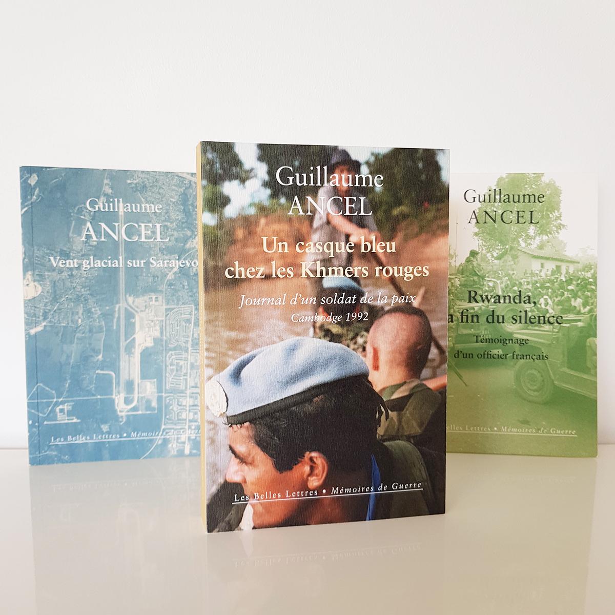 Publications de Guillaume Ancel
